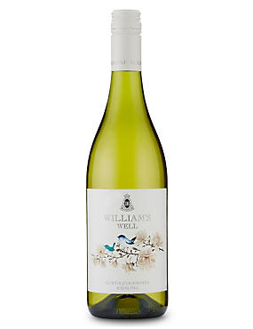 William's Well Gewürztraminer & Riesling - Case of 6