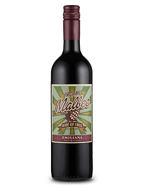 Emiliana Organic Malbec - Case of 6