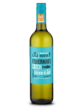 Fairtrade® Fisherman's Catch Chenin Blanc - Case of 6