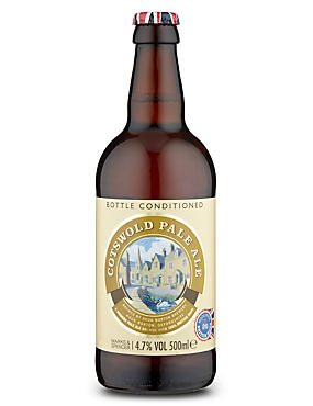 Bottle Conditioned Cotswold Pale Ale - Case of 20