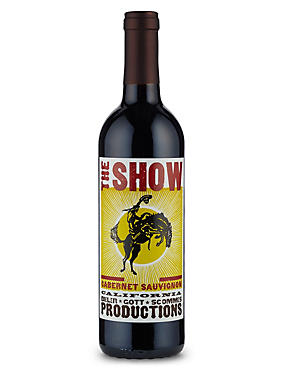 The Show Cabernet Sauvignon - Case of 6