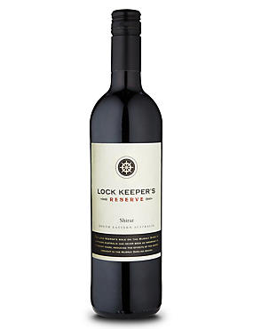 Lock Keeper's Reserve Shiraz - Case of 6