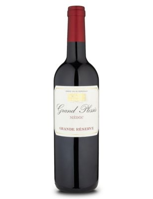 The Grand Plessis Medoc Grande Reserve 2015