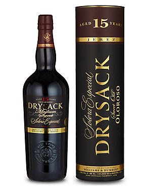 Dry Sack Solera Especial 15 Years Old Sweet Old Oloroso - Single Bottle