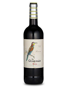 El Guardian Reserva Rioja - Case of 6