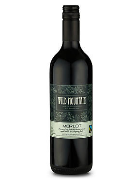 Wild Mountain Merlot - Case of 6