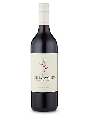 Willowglen Shiraz Cabernet - Case of 6