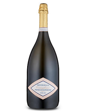 Monticella DOCG Prosecco Jeroboam - Single Bottle