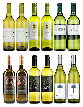 Essential M&S Whites - Case of 12