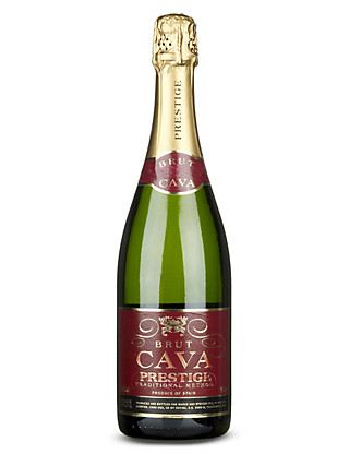 Brut Cava Prestige - Case of 6 Wine