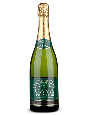 Cava Prestige Medium Dry - Case of 6
