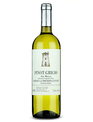 La Prendina Estate Pinot Grigio - Case of 6 Wine