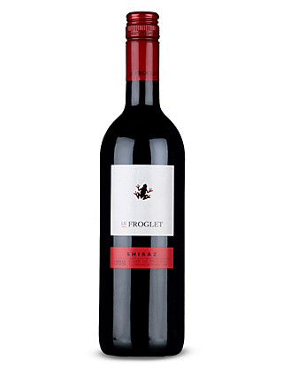 Le Froglet Shiraz - Case of 6 Wine