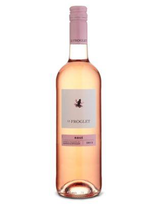 Le Froglet Rosé 2016,France