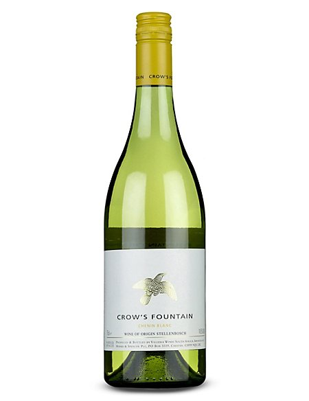 Crow's Fountain Chenin Blanc - Case of 6