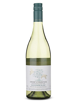 Crow's Fountain Traditional Bush Vine Sauvignon Blanc - Case of 6 Wine