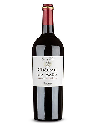 Château de Saÿe - Case of 6 Wine