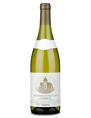 Les Domaines Brocard Organic Chablis - Case of 6 Wine