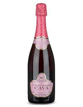 Vintage Rosado Cava - Case of 6