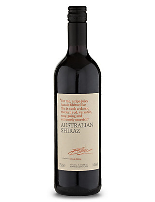 Australian Shiraz - Case of 6 Wine
