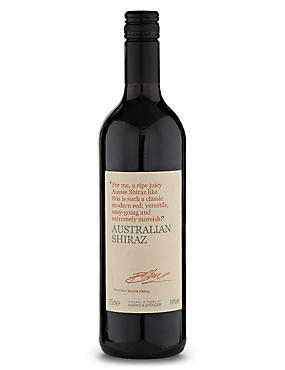 Australian Shiraz - Case of 6