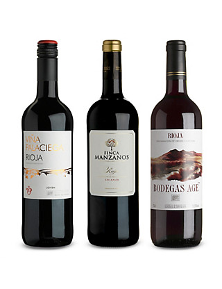 Rioja Mixed Half Dozen Wine
