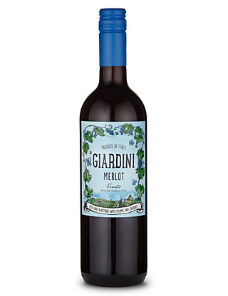 Giardini Lower Alcohol Merlot - Case of 6 Wine