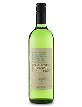 Californian Colombard Chardonnay - Case of 6
