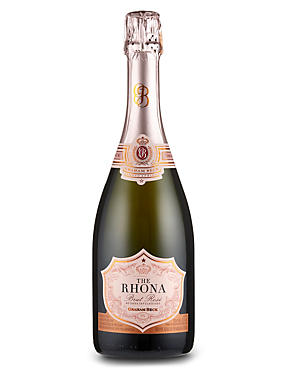 Graham Beck The Rhona Rosè NV - Case of 6