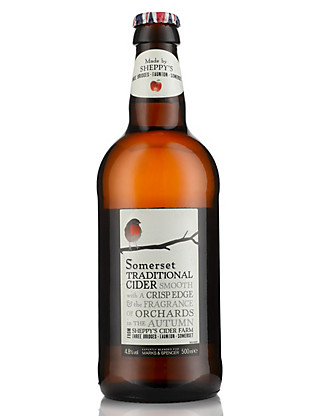 Somerset Traditional Cider - Case of 20 Wine
