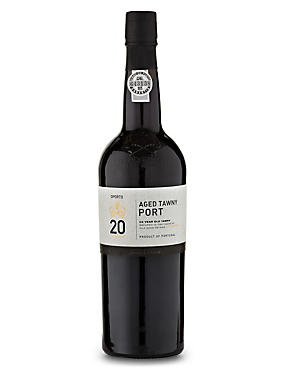 20 Year Old Tawny Port - Single Bottle