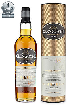 Glengoyne 14 Year Old Single Malt Whisky - Single Bottle