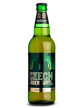 Czech Lager - Case of 20