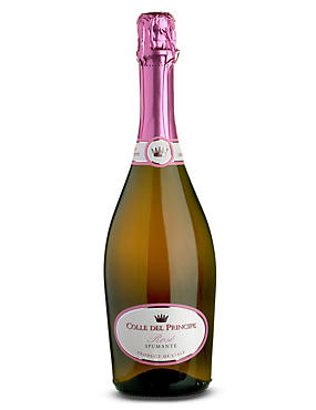 Colle Del Principe Rosé Spumante - Case of 6