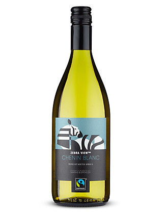 Fairtrade® Zebra View Chenin Blanc - Case of 6 Wine