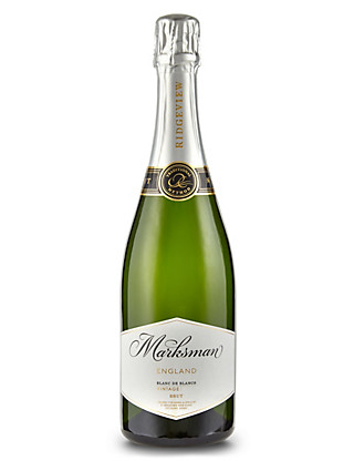 Ridgeview Marksman Sparkling Wine - Case of 6 Wine