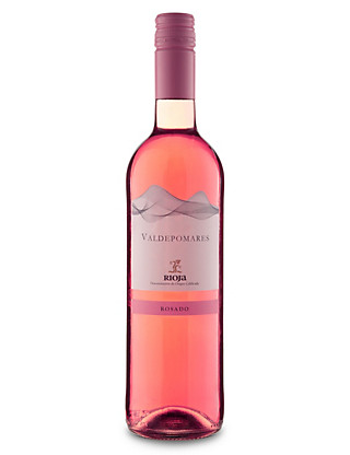 Valdepomares Rosado, Rioja - Case of 6 Wine