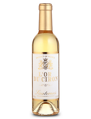 L'or du Ciron Sauternes - Case of 6 Wine