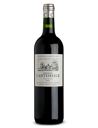Château Cantemerle Haut Medoc - Single Bottle Wine