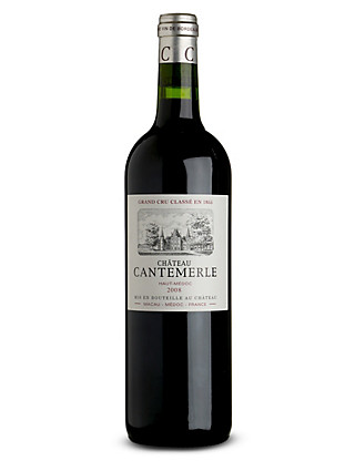 Chateau Cantemerle Haut Medoc - Case of 6 Wine