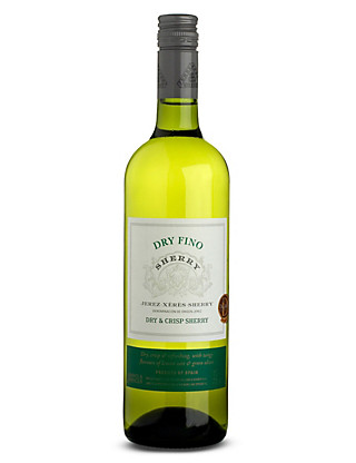 Fino Dry Sherry - Case of 6 Wine