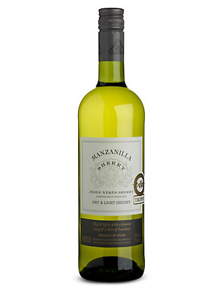 Manzanilla Sherry - Case of 6 Wine