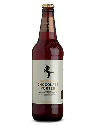 Cheshire Chocolate Porter - Case of 20 Wine