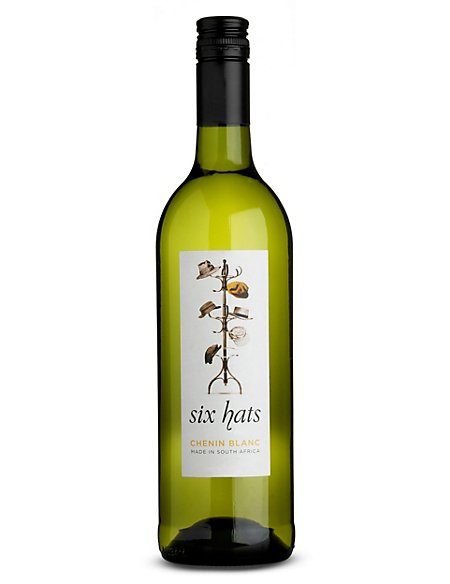 Fairtrade® Six Hats Chenin Blanc - Case of 6