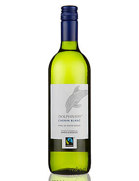 Fairtrade® Dolphin Bay Chenin Blanc - Case of 6