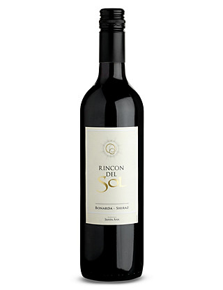 Rincon del Sol Bonarda Shiraz - Case of 6 Wine