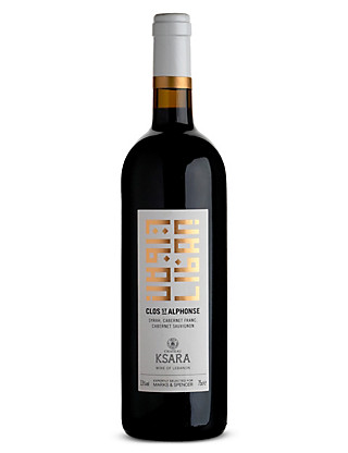 Chateau Ksara Clos St Alphonse - Case of 6 Wine