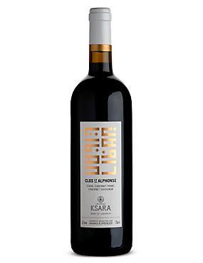 Chateau Ksara Clos St Alphonse - Case of 6