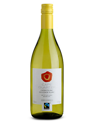 Cape Quarter Chenin Blanc, Sauvignon Blanc - Case of 6 Wine