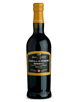 Marsala Superiore Riserva - Case of 6 Wine